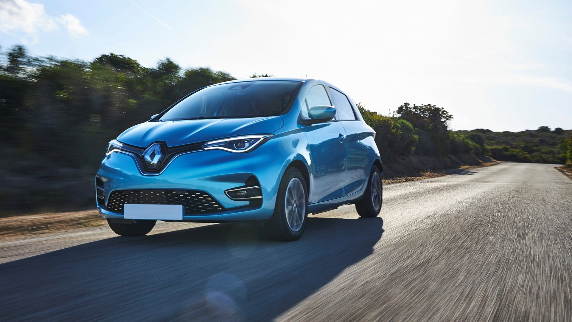 Reviewing the Renault Zoe