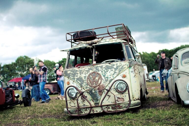 Van shows